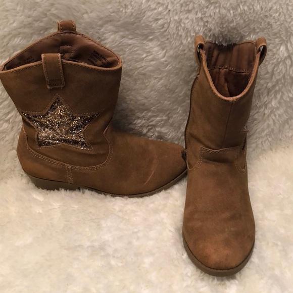Girls Star Cowboy Boots | Poshmark